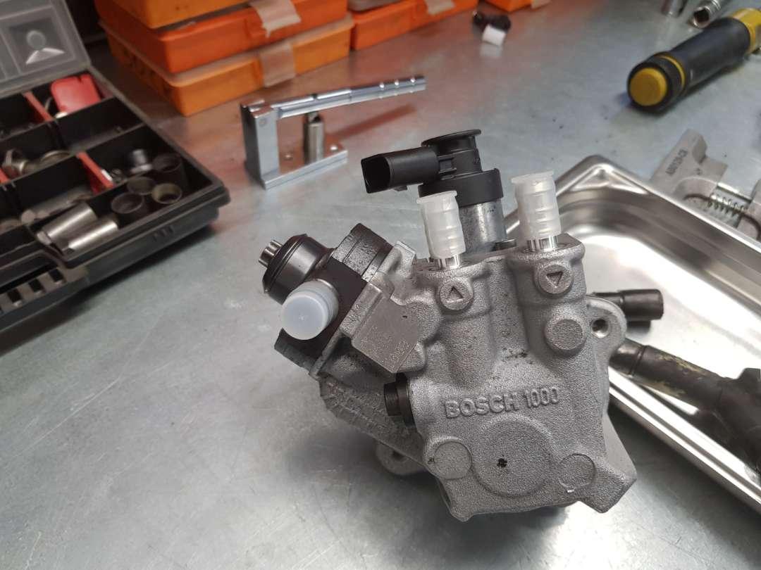 Pompa po naprawie Bosch cp4
