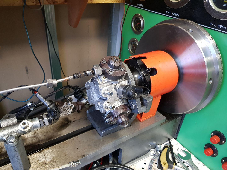 naprawa pompy cp4 Bosch