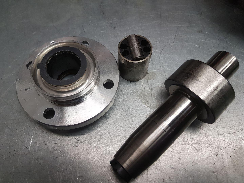 uszkodzone elementy pompy cp4 Bosch